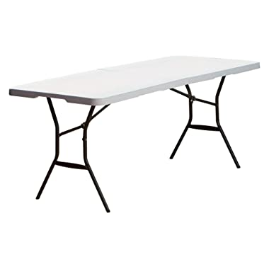Lifetime 6' Essential Fold-in-Half Table
