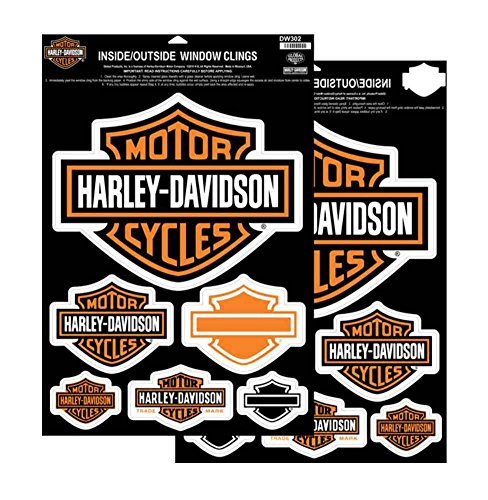 Compare Price Harley Davidson Back Window Decal On