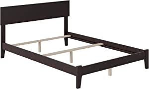 Atlantic Furniture Orlando Traditional Bed, Full, Espresso