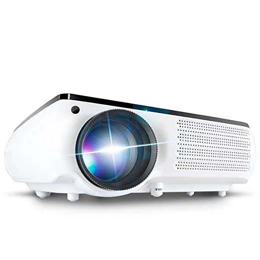 Ai LIFE Proyector Proyector LED HD 1080P de 12000 lúmenes con ...