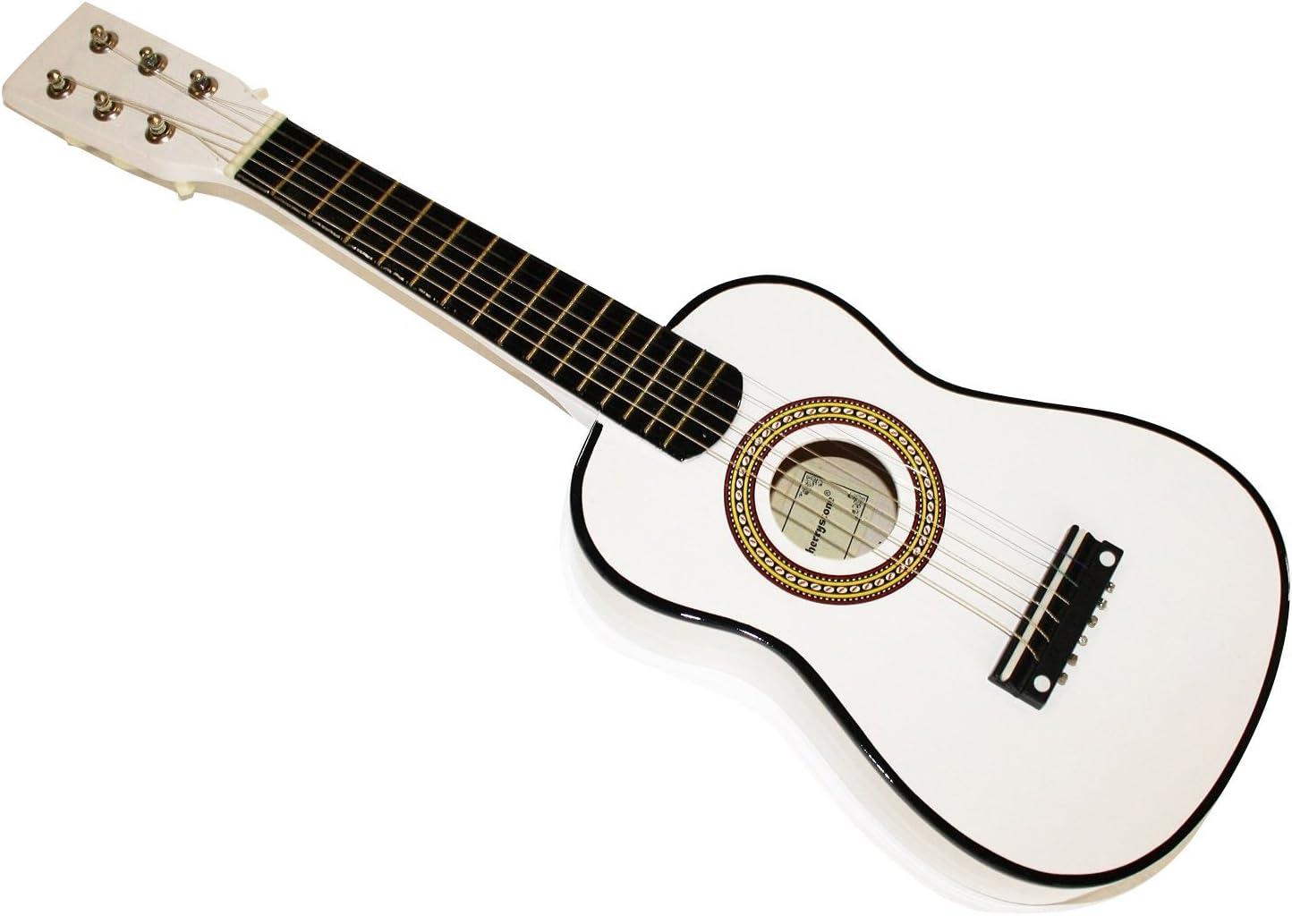 Cher rystone 0754235506607 1/16 6 cuerdas guitarra madera juguete ...