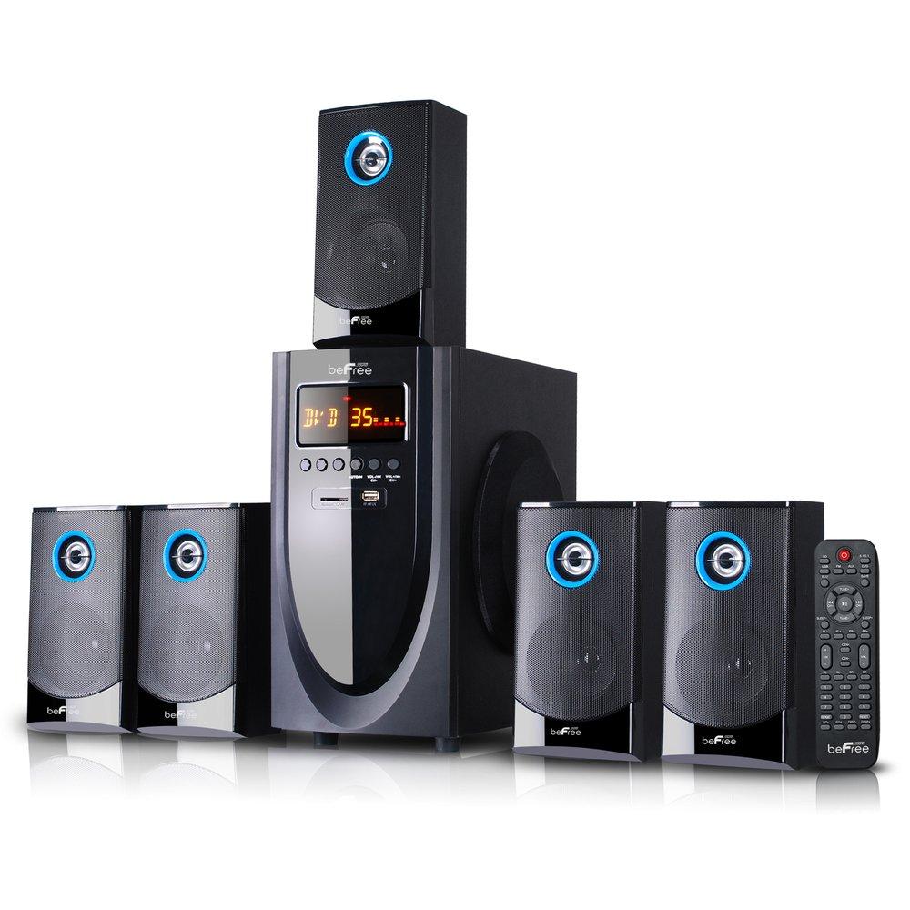 BEFREE SOUND BFS-520 Surround Sound Home Stereo by BEFREE SOUND