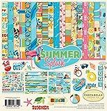 Carta Bella Paper Company Summer Splash Collection Kit (CBSPL83016)