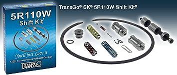 2003.5-10 Ford 5R110W TransGo SK-5R110W-A 5R110W Torque Shift Kit