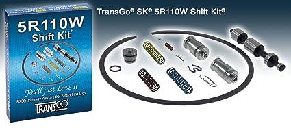 5r110w transmission valve body removal