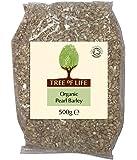 Tree of Life Organic Pearl Barley 500 g (Pack of 6)