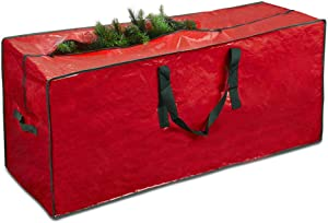 """ProPik Artificial Tree Storage Bag Perfect Xmas Storage Container with Handles 