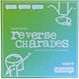 Reverse Charades Board Game - Junior Edition - Fun & Hilarious Family Games - For All Ages - Perfect for Parties and Gatherings