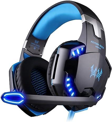 gamer casque filaire cobra gaming