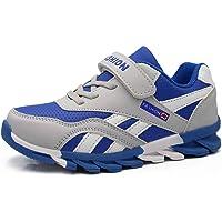 HSNA Zapatillas para Niño Zapatos Transpirables Caminar Correr