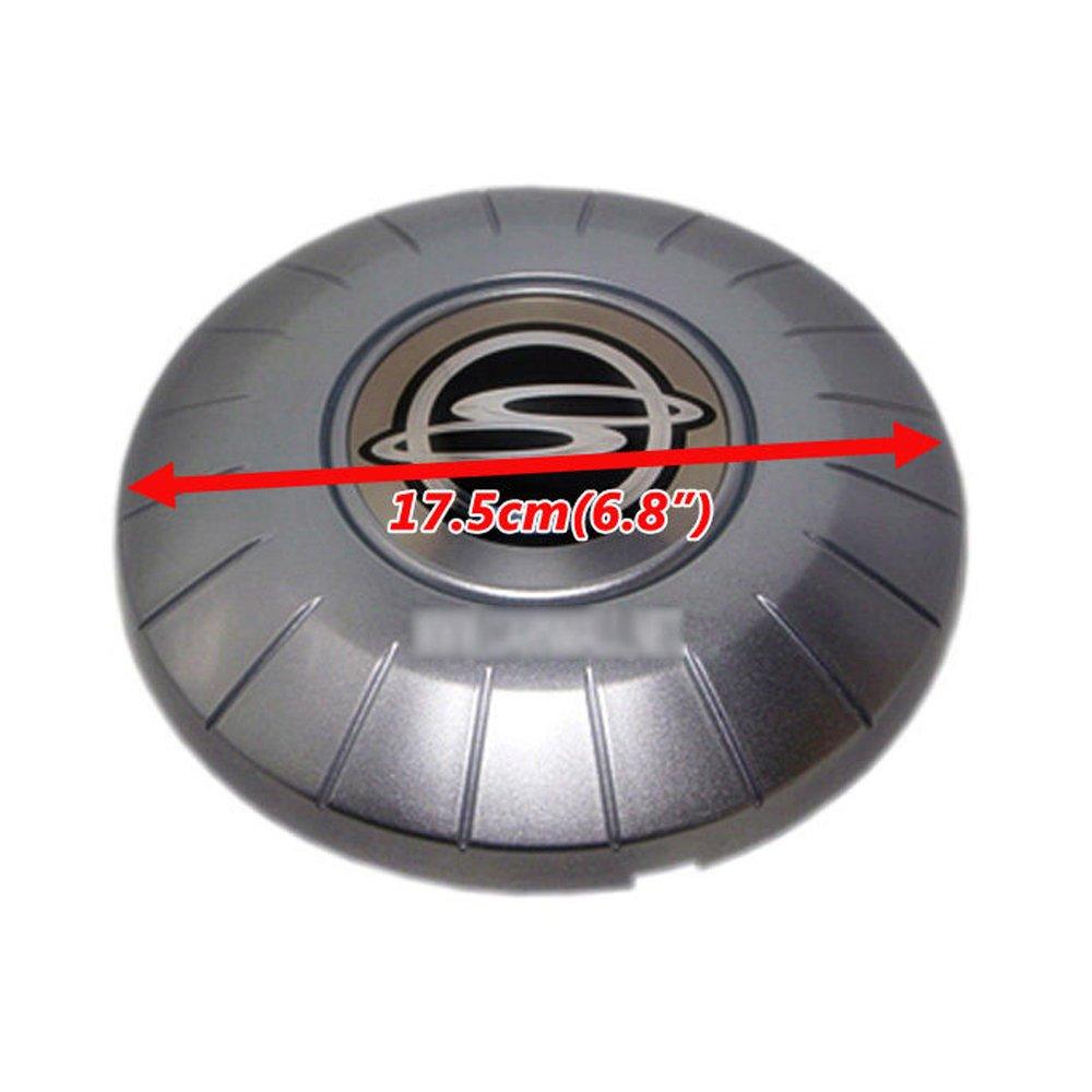 4157508100 4157608100 rueda para emblema para Ssangyong Rexton Korando: Amazon.es: Coche y moto