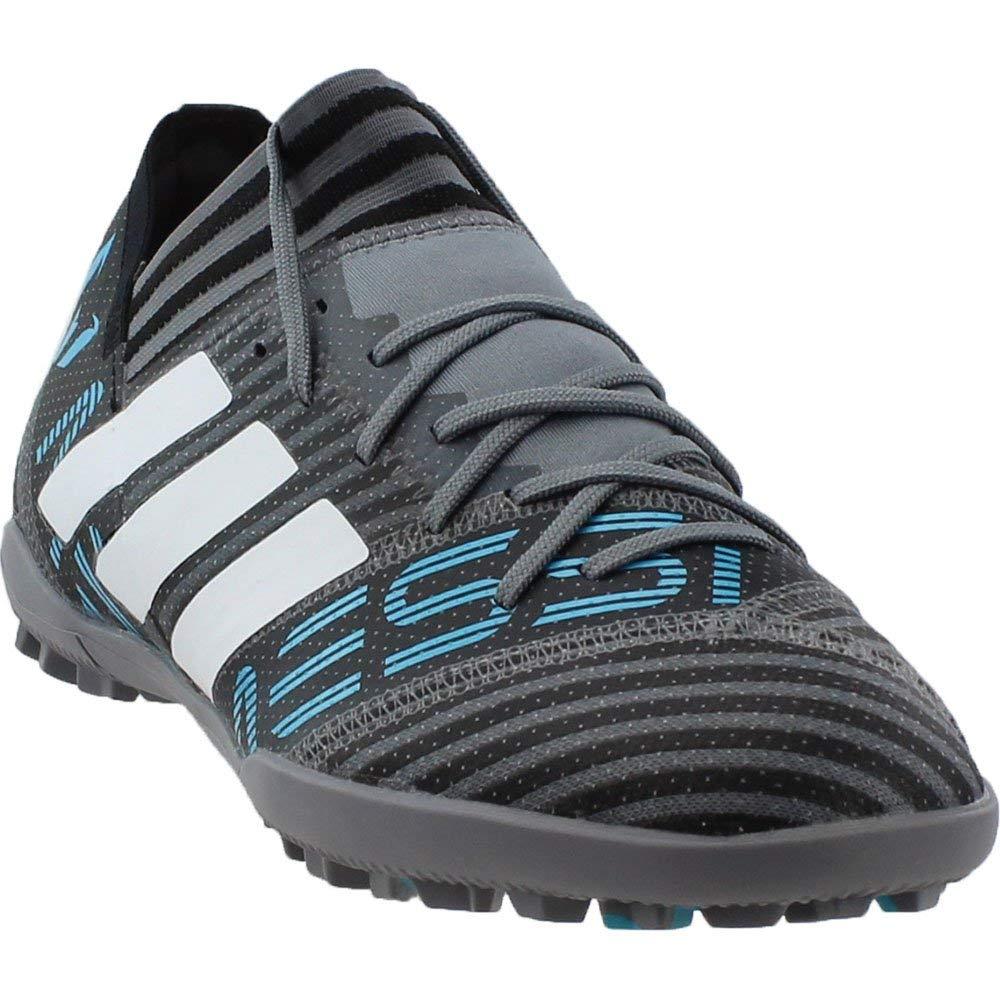 Unity Ink Cloud White \\ Core Black Adidas Men's Nemeziz Messi Tango 17.3 Turf shoes