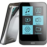 Coby MP823-4GBLK 4 GB 2-Inch Video MP3 Player with FM Radio (Black) (Discontinued by manufacturer)