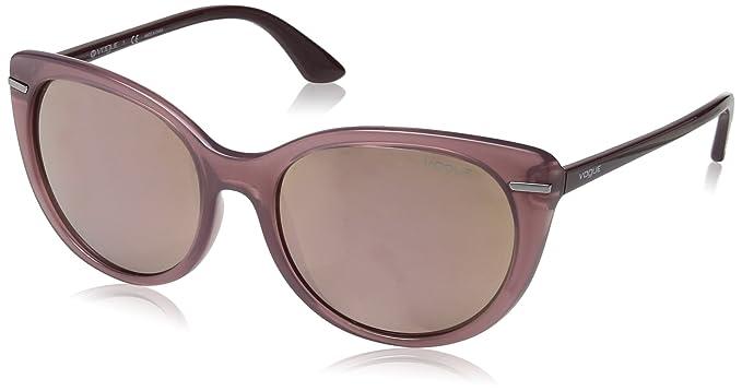 Vogue 0Vo2941S Gafas de sol, Opal Pink, 56 para Mujer ...