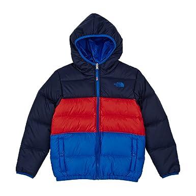 7fcab5ab26c2 Amazon.com  The North Face Boys  Reversible Moondoggy Jacket (Little ...