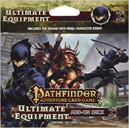 Pathfinder Adventure Card Game: Ultimate Equipment Add-On ...