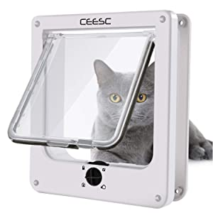 CEESC Magnetic Cat Door