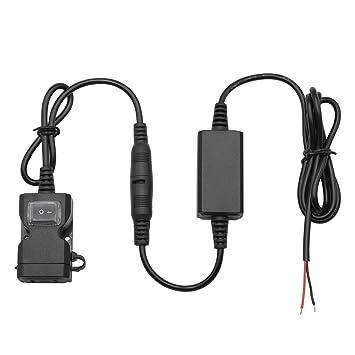 Adaptador de cargador USB doble a prueba de agua de la ...
