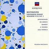 Beethoven: Piano Sonatas Nos 17, 23 - 26