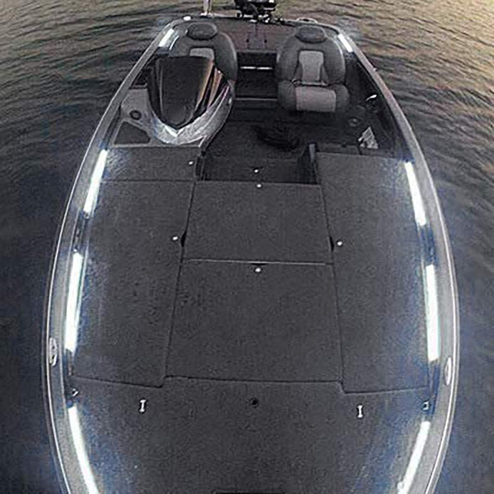 Winbang Lampes de navigation Pack de 2 Lumi/ère blanche une paire de feux de pont de bateau IP67 Etanche LED Light Side Light Marine Yacht Light