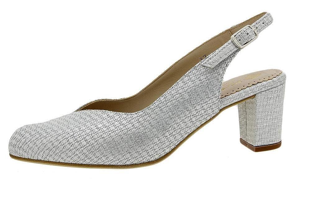TALLA 36 EU Ancho. Zapato Cómodo Mujer Salón 180229 PieSanto