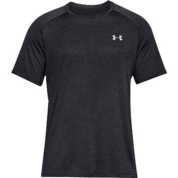 Under Armour UA Tech 2.0 SS Camisa, Hombre: Amazon.es: Deportes y aire libre