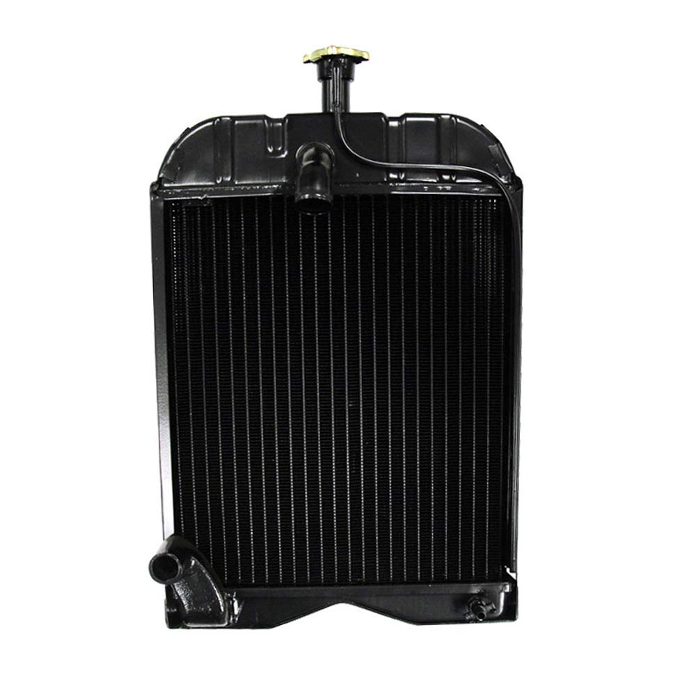 NEW Ford New Holland Radiator Tractor Models 2N 8N 9N fits OEM 8N8005 86551430 by Eagle Products