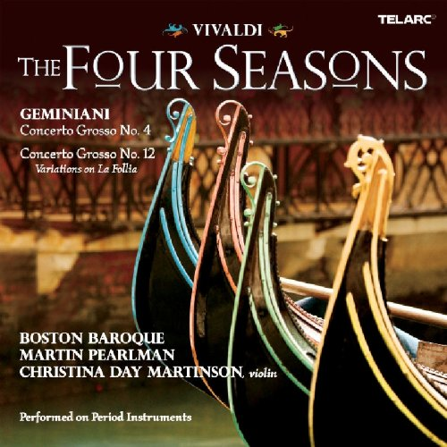 - Vivaldi: The Four Seasons / Geminiani: Concerto Grosso Nos. 4 & 12