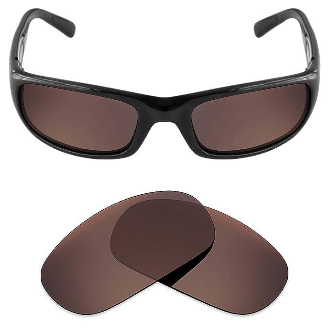 a541981837 Mryok Polarized Replacement Lenses for Maui Jim Stingray MJ103 - Bronze  Brown