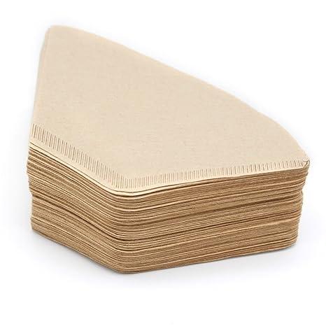 Amazoncom Veiren 400 Pcs Paper Coffee Filter Cone