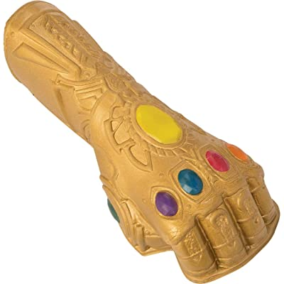 Rubie's Marvel: Avengers Plastic Infinity Gauntlet: Toys & Games