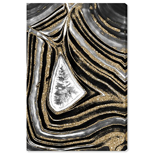 The Oliver Gal Artist Co. Abstract Wall Art Canvas Prints 'AmoreGeo' Home Décor, 30