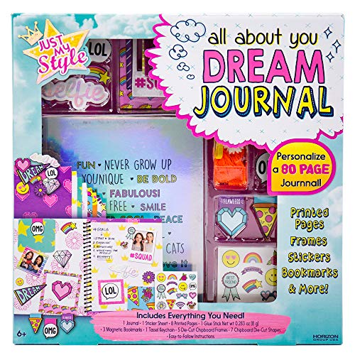 Custom Journal is a popular toy for girls ages 6 to 8