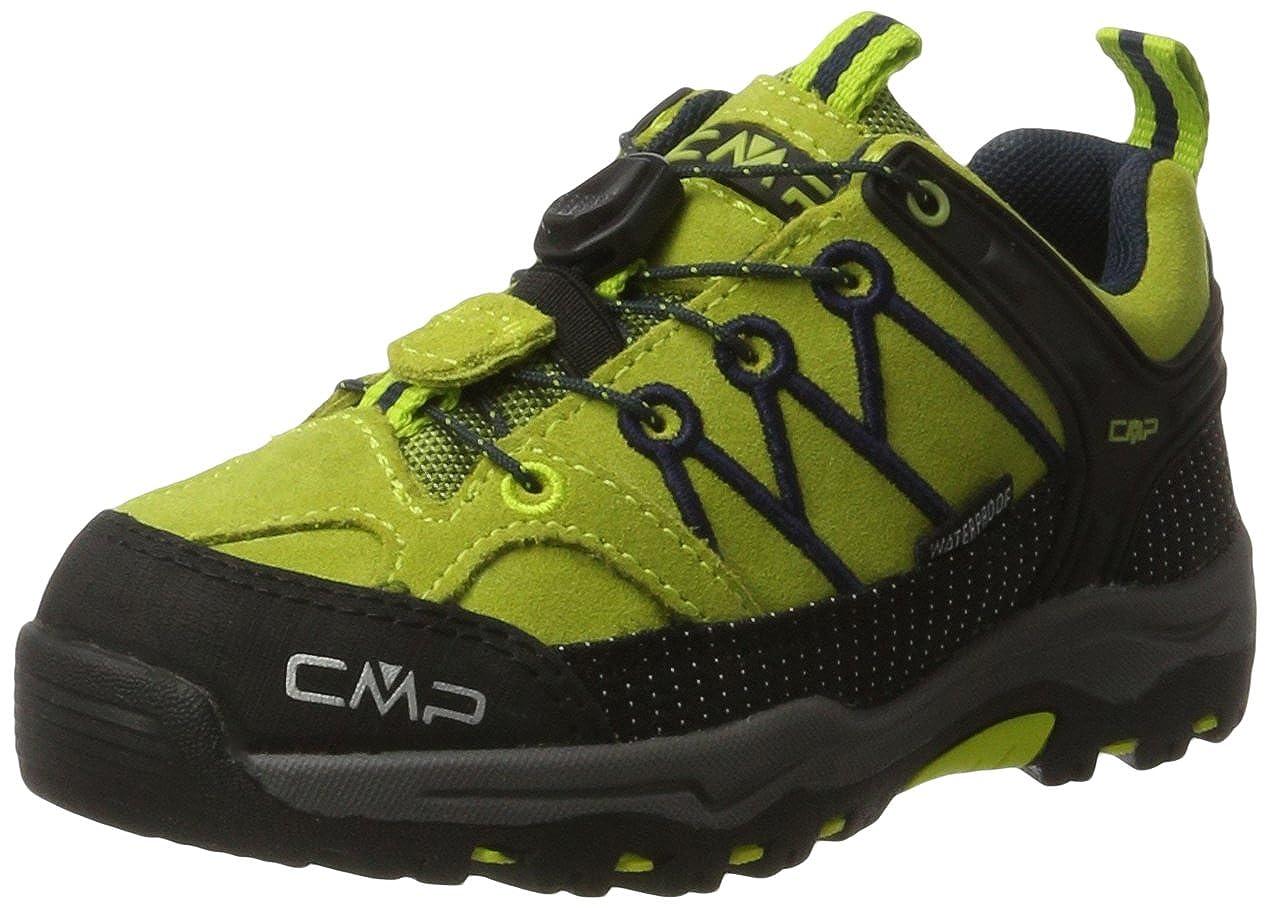 CMP Unisex-Kinder Rigel Niedrig Wp-3q13244 Trekking-& Wanderschuhe