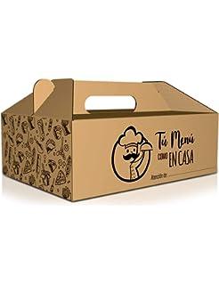 Pack 150 Cajas de Cartón para Paellas Medianas (36,5x34,5x6cm ...
