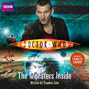 Doctor Who: The Monsters Inside Hörbuch