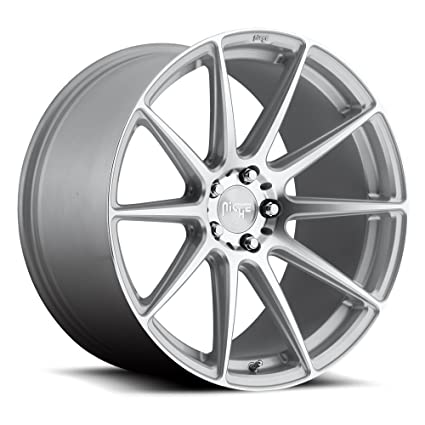 Niche Road Wheels >> Amazon Com Niche Road Wheels 20x10 Essen 5x4 5 Ms 40 72 6