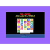Pick-A-Picture - Alphabet Letters: An Interactive Learning Adventure (Pick-A-Picture Adventures Book 1)