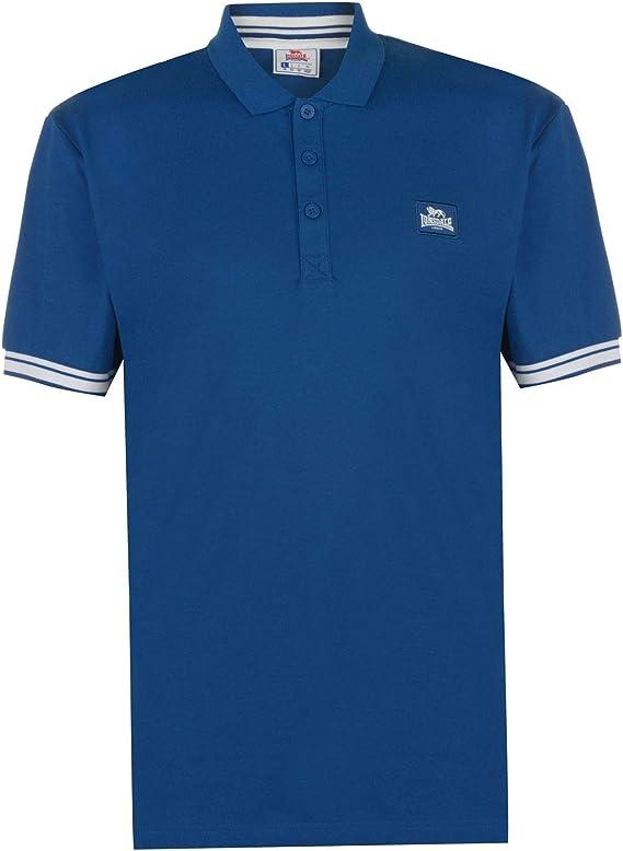 Lonsdale Hombre Jersey Camiseta Polo: Amazon.es: Ropa y accesorios