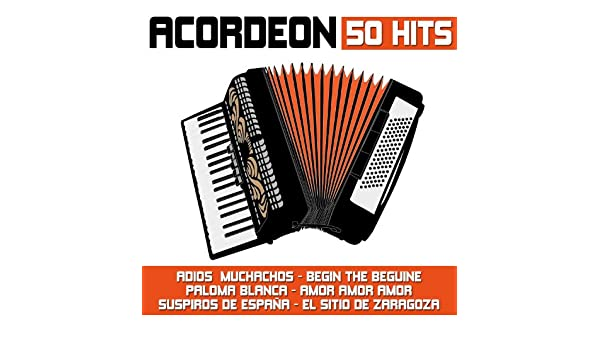 Acordeon 50 Hits by The Royal Acordion Orchestra on Amazon Music - Amazon.com