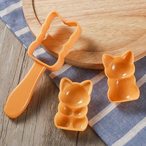 moule onigiri en forme de chat