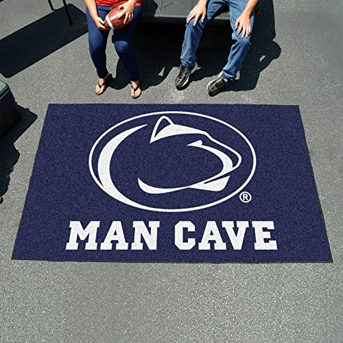 Penn State Man Cave UltiMat Rug 60