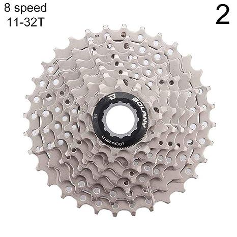 XQxiqi689sy Bicicleta MTB Bicicleta de montaña 8/9 Velocidad ...