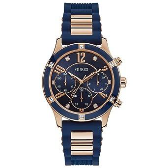 Amazon.com: Guess Breeze W1234L4 - Reloj de cuarzo para ...