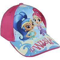 Shimmer and Shine S0715482 Hat, Rosa, 53 cm Unisex-Child
