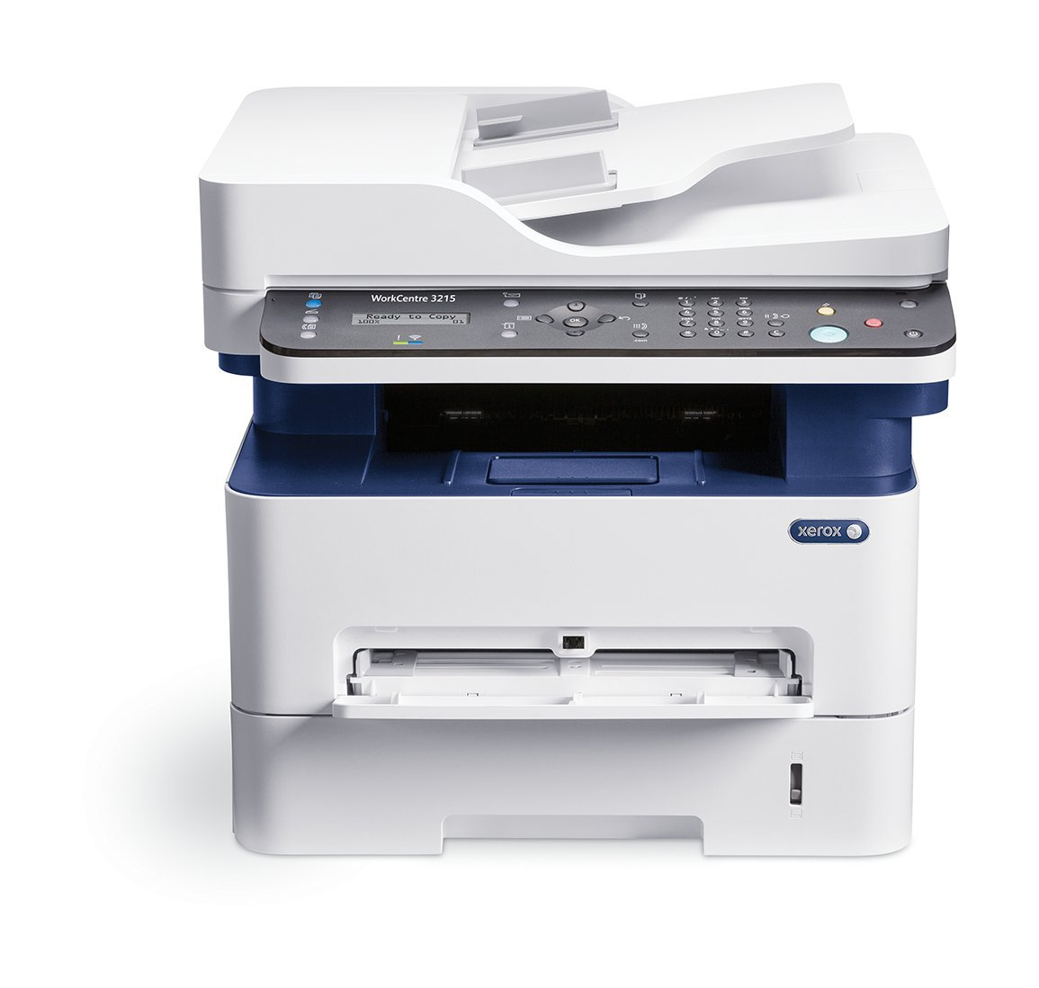 Xerox WorkCentre 3215/NI Monochrome Multifunction Printer (Renewed) by Xerox (Image #1)