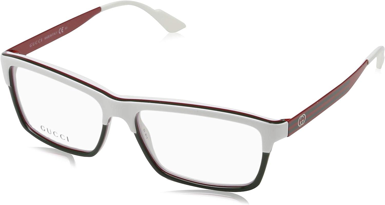 Gucci GG-3517 - Monturas de Gafas para Mujer, Multicolor, 53.0