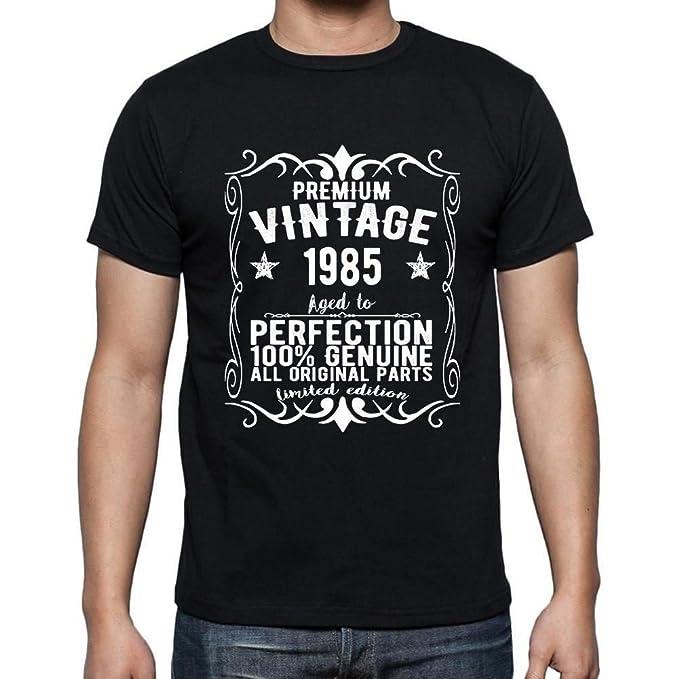 Premium Vintage Year 1985, Regalo cumpleaños Hombre, Camisetas Hombre cumpleaños, Vendimia Prima Camiseta
