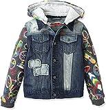 Desigual Boys' Denim Jacket Circulo, Sizes 4-14 (7/8)
