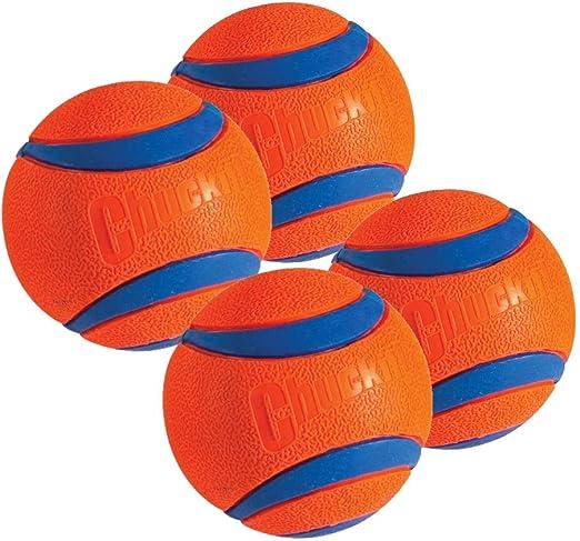 Chuckit Ball Ultra Ball Large Set of 2 Dog Fetch Toy